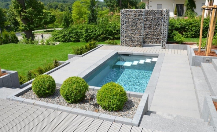 Above Ground Pool Landscaping Ideas Albixon