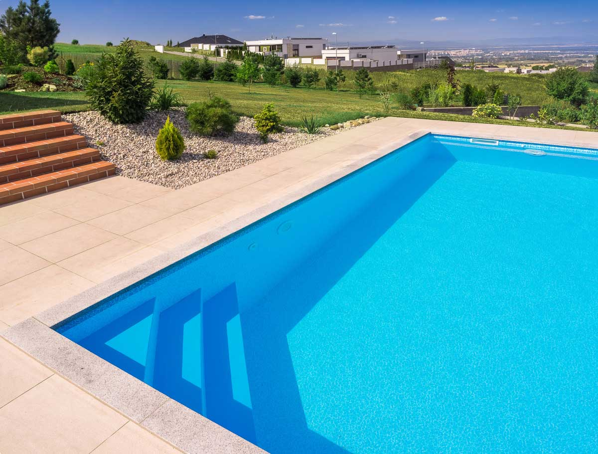 Rectangular pool designs albixon for Pools by design
