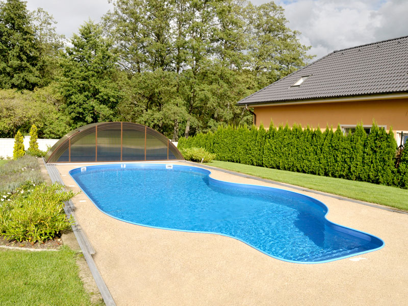 There Is No Need To Have An Olympic Pool To Fully Satisfy Your Swimming  Needs. Trust Me, Your Back Yard Has Numerous Possibilities To Be  Transformed Into ...