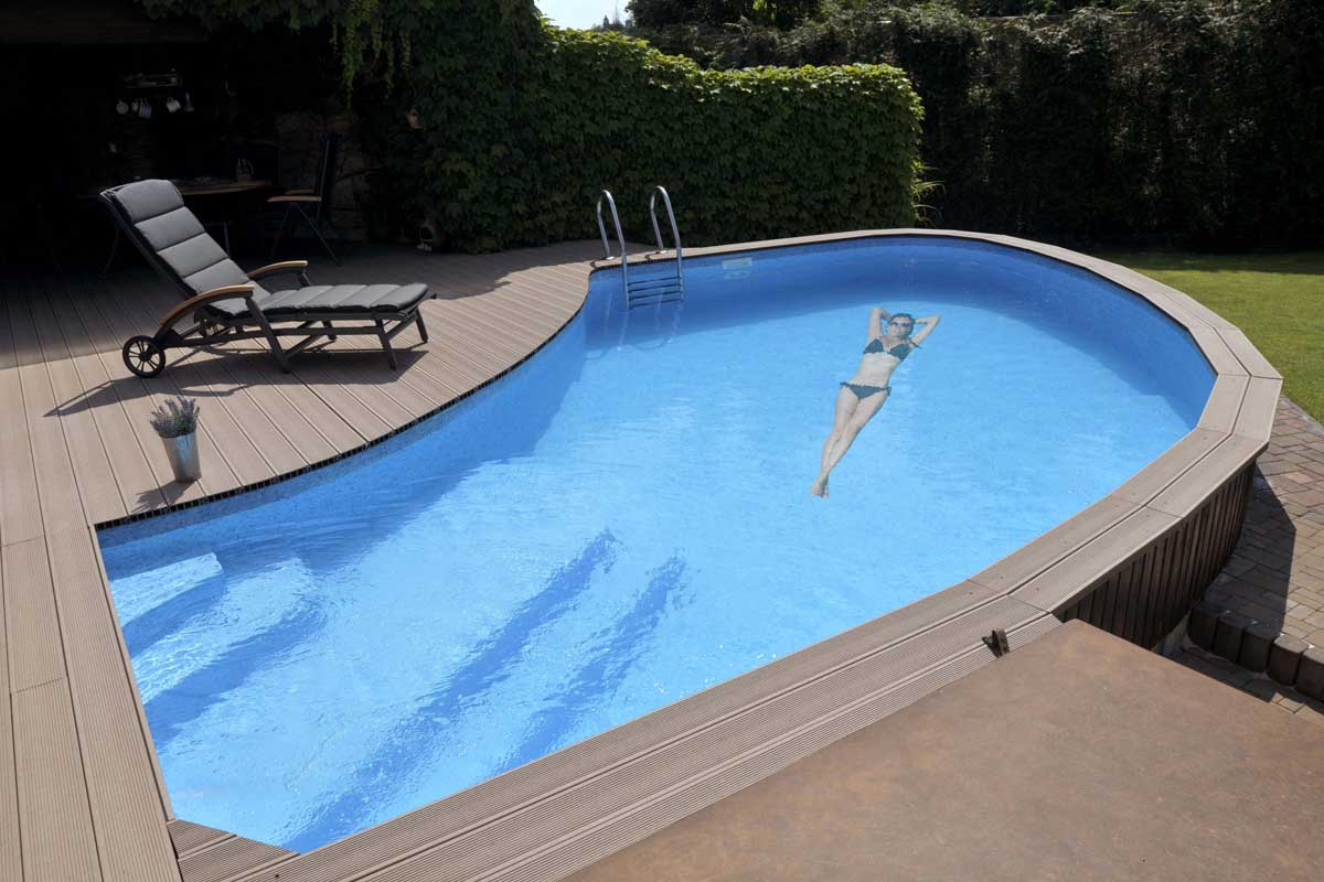Swimming Pool Decorating Ideas | ALBIXON