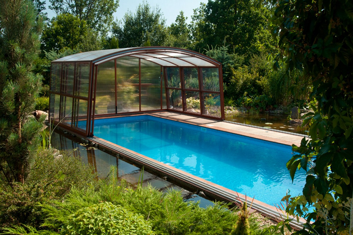 Casablanca Pool Enclosure Albixon
