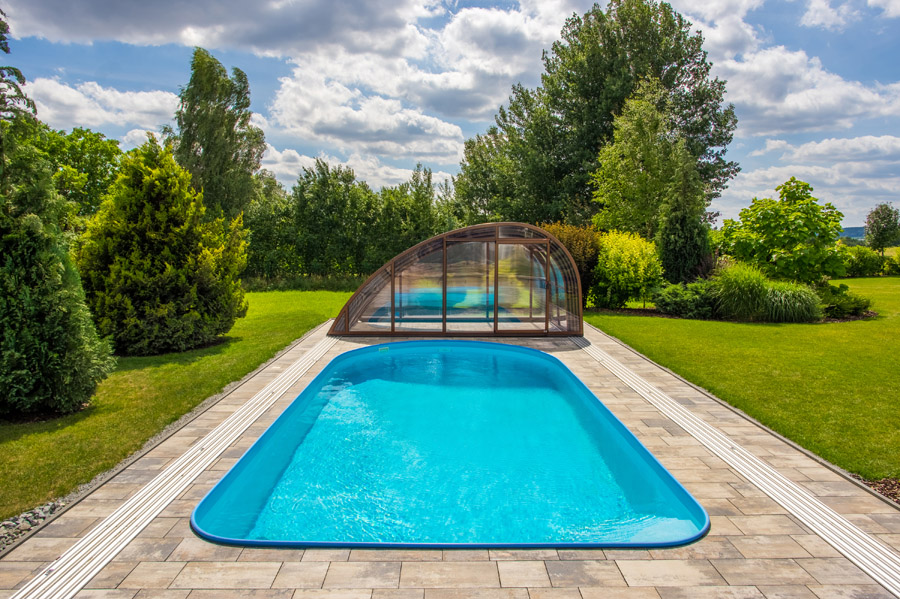 Monaco Future Pool Enclosure Albixon